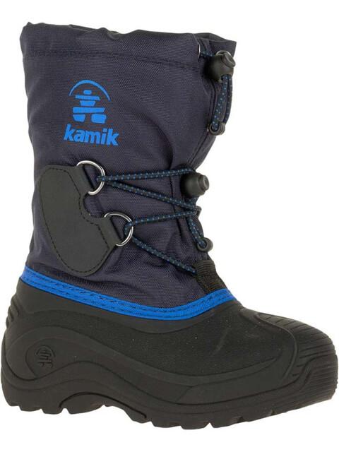 Kamik Southpole 4 - Botas Niños - azul/negro